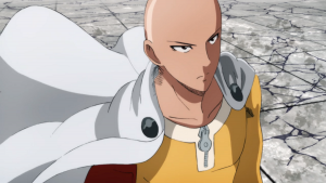 One Punch Man – Life Is What You Make of It, Unless You Share It